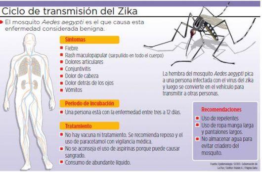 Zika: mucha preocupación, poca ocupación