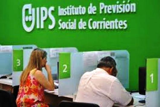 IPS anunció aumentos para municipios y ratificó su política de descentralización