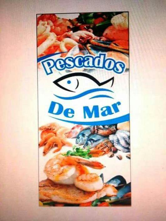 Pescados de Mar en la plaza Pedro Ferre