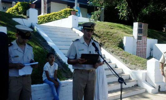 Nueva jefatura en la Prefectura Naval Argentina