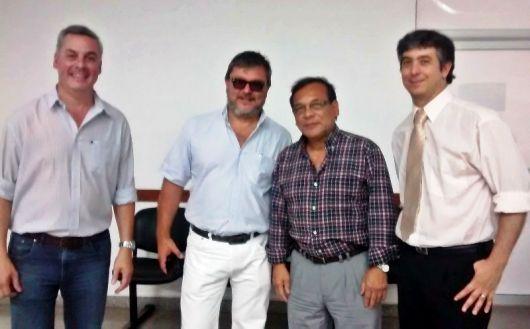 Asume Oficialmente el nuevo director del hospital El Salvador