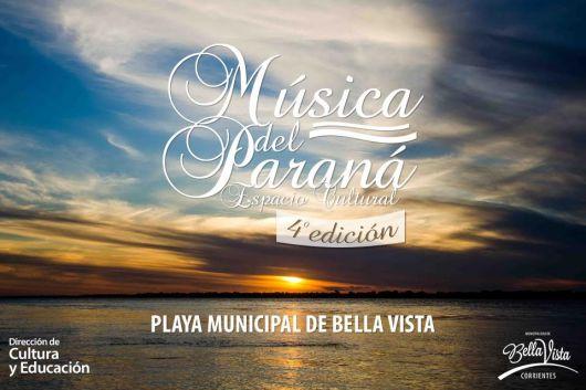 """Nueva temporada de """"Música del Paraná"""""""