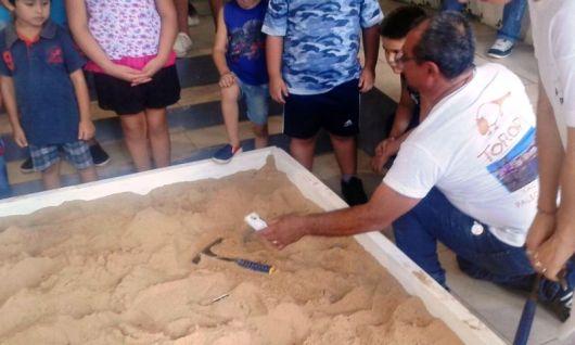 """El Museo Paleontológico Toropi presento """"Vacaciones en el Paleomuseo"""""""