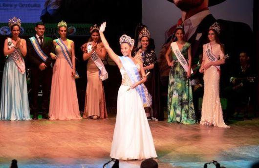 Brillante presencia de Bella Vista en la Elección de la Reina Nacional del Chamamé