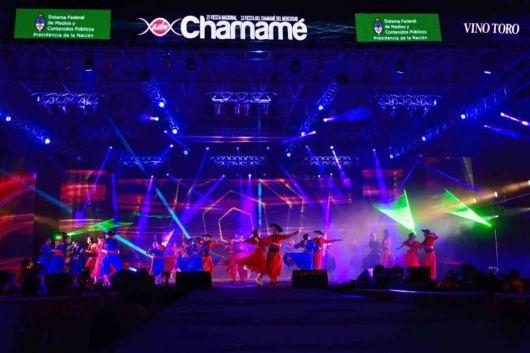 Soledad brilló en la tercera noche de la Fiesta Nacional del Chamamé