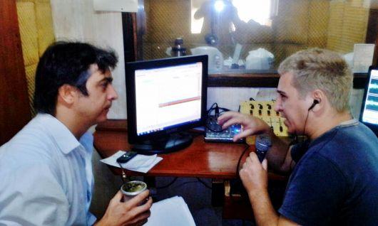 """Dr. Juan Cruz Bruzzo: """"…el PROMIN será reconstruido prácticamente desde cero…"""""""