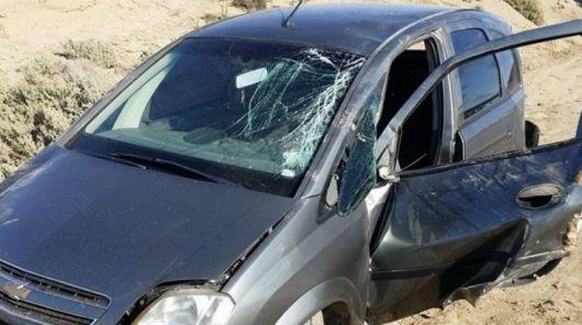 Un fallecido en choque frontal en Ruta Provincial N°27
