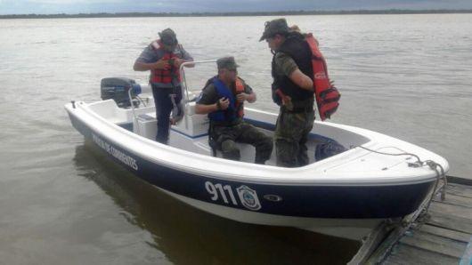 Entregan Lancha a la Unidad Especial de la Policía Rural y Ecológica de Bella Vista