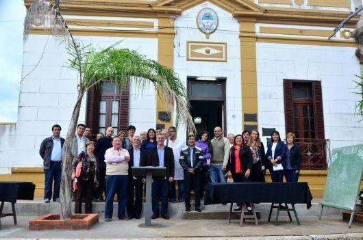 145 años de la fundación de la primera Biblioteca Popular de la Provincia