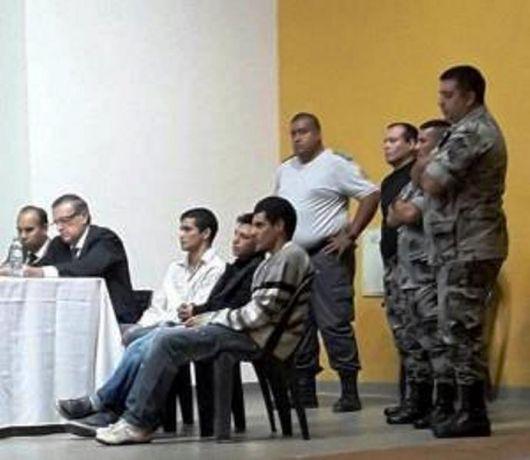 Sentencia a 13 años de prisión a unos de los acusados por el crimen de Marcelo Oliva