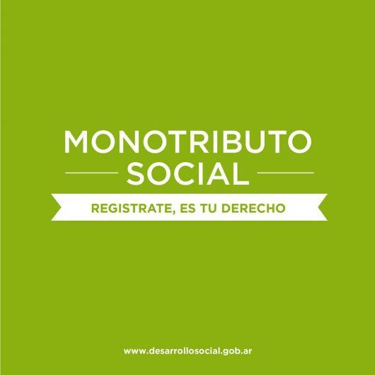 Este miércoles se realizaran trámites para el Mono-tributo Social en la Oficina de Empleo
