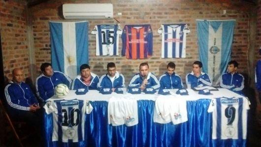 El Club Atlético Bella Vista se presentó a la comunidad