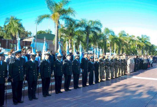 Día de la Armada Argentina en Bella Vista