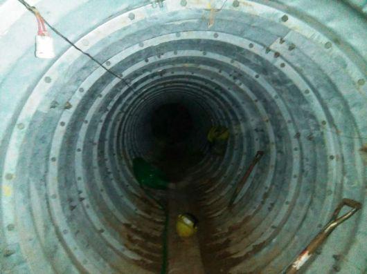 Muestran las primeras imágenes del Tunnel Liner