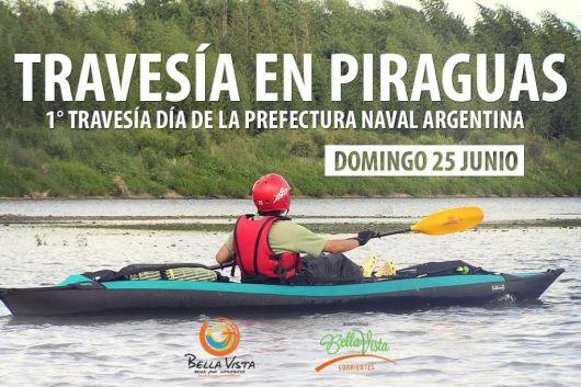 Prefectura invita a la Travesía Náutica 2017
