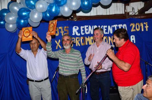 Reencuentro de la Promoción 1975 de Cadetes de la Prefectura Naval Argentina