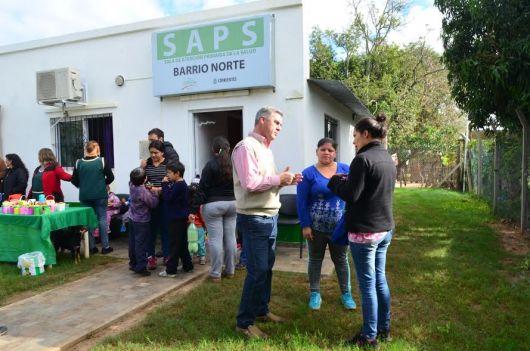 Programa UNNE-SALUD en Barrio Norte