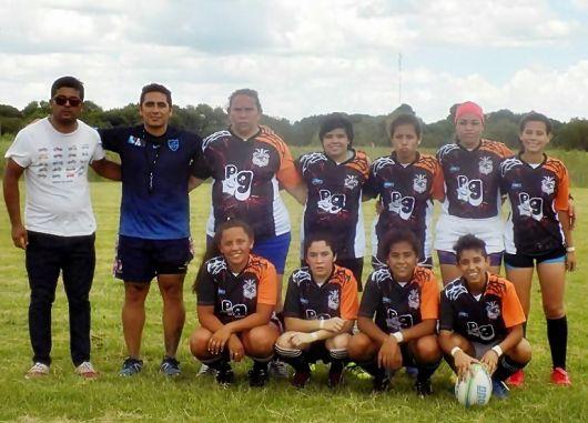 Las Escorpionas pondrán todo en el 2° Torneo Provincial de Rugby Femenino