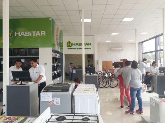 HABiTAR, inauguro su sucursal en bella Vista