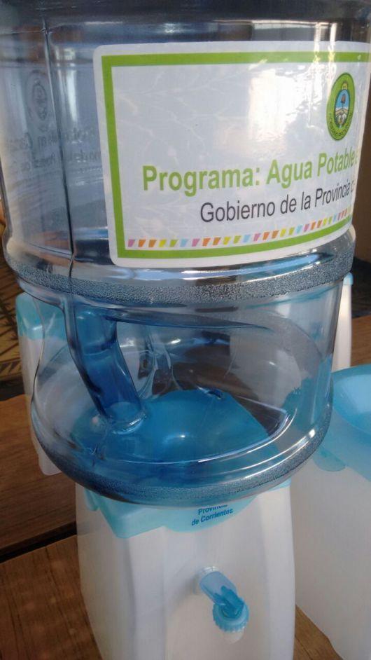 "Entregan Kits de biopotabilizacion del programa ""Agua Potable en Cada Hogar"","