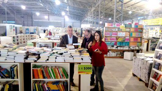 Chavez anunció la 1º Feria del Libro Municipal