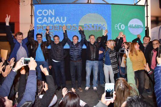 """Camau y Nito festejaron juntos: """"Ellos llegaron a su techo y nosotros vamos a ganar el 8"""""""