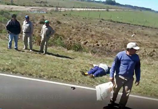 Ruta Provincial N° 27: otro Accidente Fatal