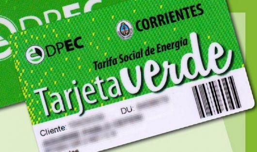 """Hasta este viernes hay tiempo para retirar la """"Tarjetas Verde"""" en la municipalidad"""