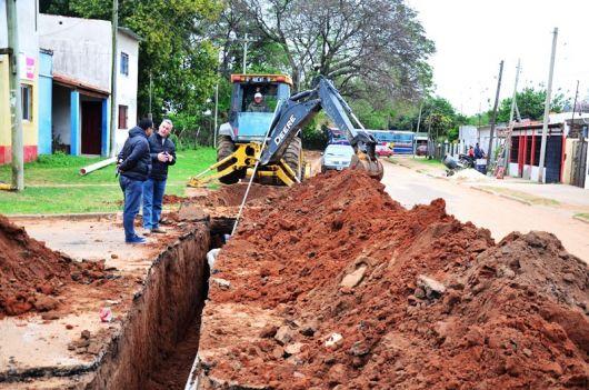 Nuevas Redes de Agua Potable y Cloacas