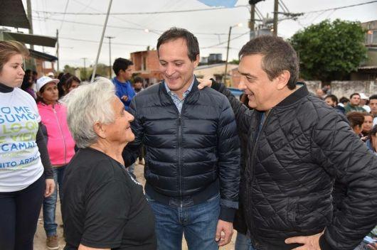 """Camau propone diálogo: """"Voy a pedir una  reunión a Tassano para planificar el futuro"""""""