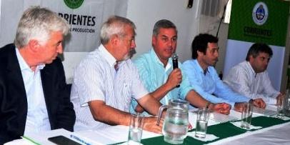 """Presentaron el programa """"Pimiento Correntino"""""""