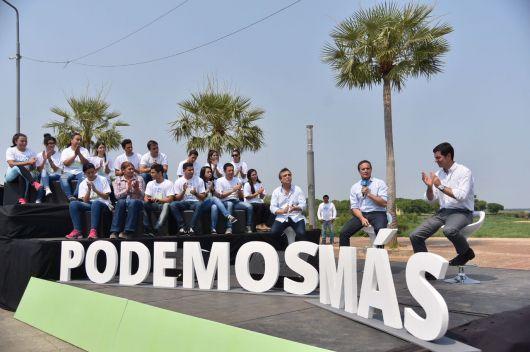 Lucha antidrogas: Camau Espínola anunció la creación de la Agencia Especial Antinarcóticos