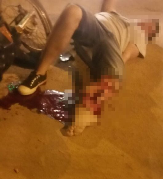 Grave incidente de transito durante la noche del viernes