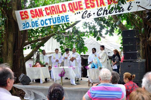 Bella Vista presente en San Cirilo 2017
