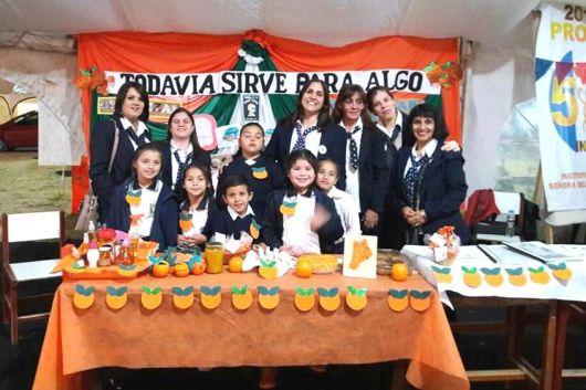 La Escuela Nº 16 presente en Tecnópolis 2017