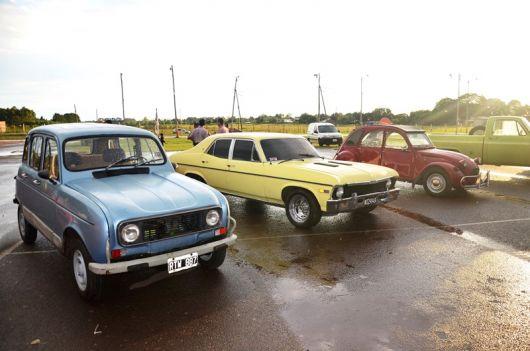 1º Exposición de Autos de Bella Vista
