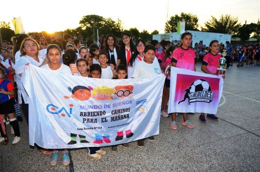 """Cierre anual de Escuelas Deportivas Municipales y del programa """"Deportes Todo el Año"""""""