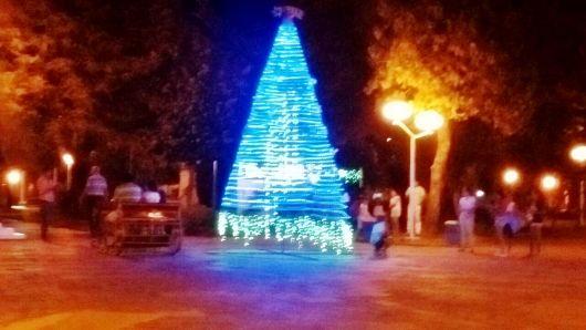 """Sin Incidentes en Navidad """"…La población entendió el mensaje y salió a disfrutar…"""""""