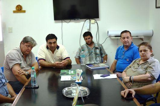 Técnicos y funcionarios en reunión de urgencia por el HLB
