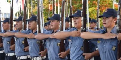 Se abrió la inscripción para la Escuela de Oficiales de la Policía