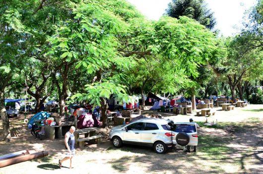 Primera quincena positiva en parque Cruz de los Milagros