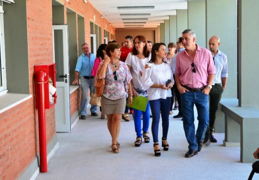 Bella Vista comenzará el ciclo lectivo con dos nuevas escuelas
