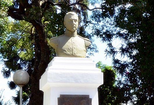 Bella Vista recordó en natalicio del General San Martín