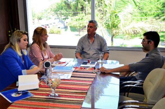 Nación y municipio firman Carta de Intención