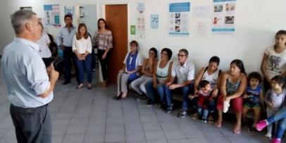 Presentan beneficios del Presupuesto Participativo en barrio EPAM