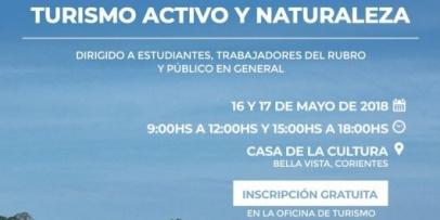 """Curso de Capacitación """"Turismo Activo y Naturaleza"""""""