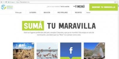 La Reserva Toropí candidata como una de la 7 Maravillas Argentinas