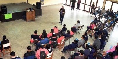 El Presupuesto Participativo Joven llegó a la Escuela Agrotécnica