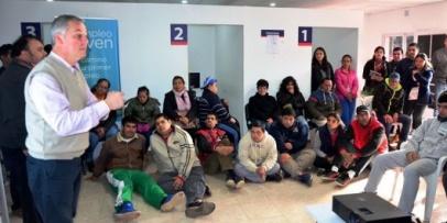 Bella Vista incorporó otros 24 jóvenes al programa Promover