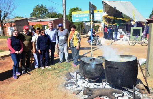 San Cayetano: Fiestas patronales y Bodas de Plata
